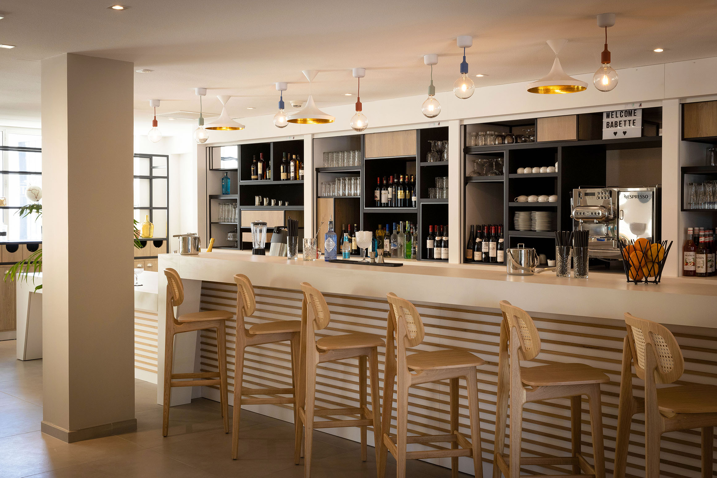 Babette Concept Store - Bar - Tours Centre