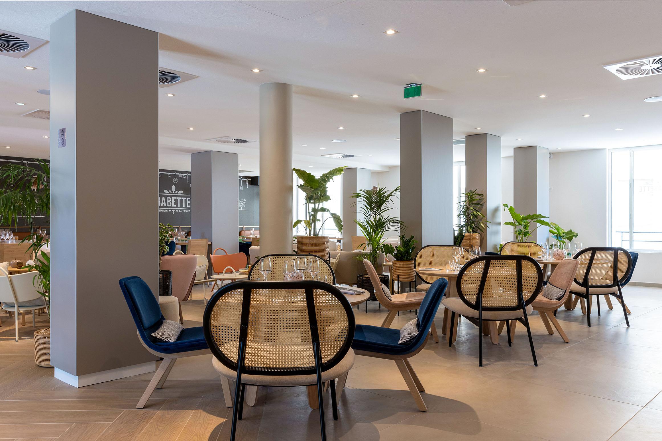 Babette Concept Store - Salle Restaurant - Tours Centre