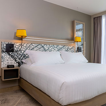 Hilton Garden Inn Tours Centre - Chambre Premium
